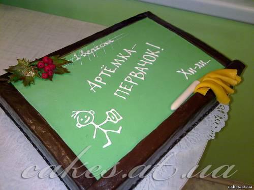 Свадебные и детские торты с фото