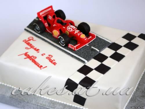 Торт формула 1 фото